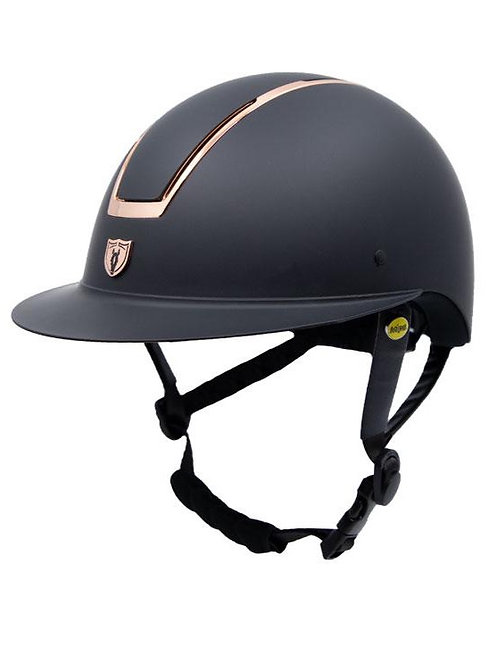 Tipperary Windsor MIPS Helmet Rose Gold