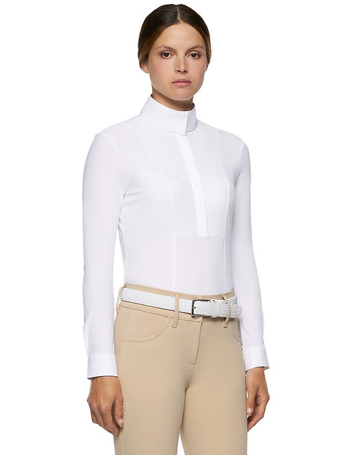 Cavalleria Toscana Jersey Bib Long Sleeve Competition Shirt
