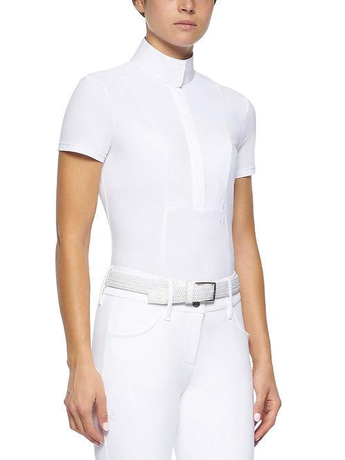 Cavalleria Toscana Jersey Bib Short Sleeve Competition Shirt