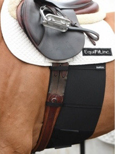 Equifit Belly Band Horse Spur Mark