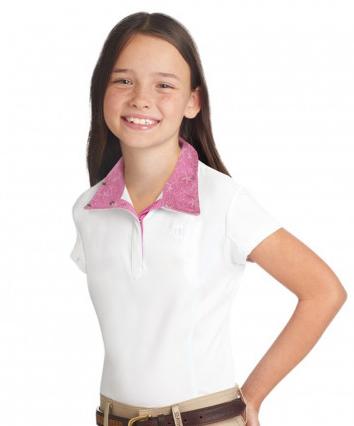 ROMFH Kid's Sarah SS Show Shirt