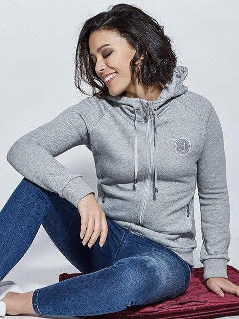 Harcour Maurane Zip Sweater