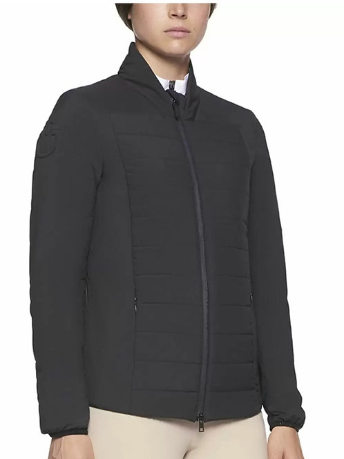 Cavalleria Toscana Quilted Puffer Jacket