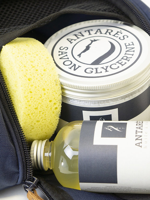 Antares Leather Care Kit