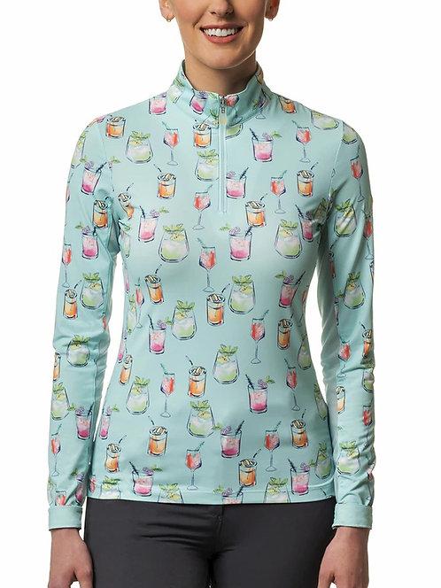 Kastel Denmark Cocktail Long Sleeve Sun Shirt