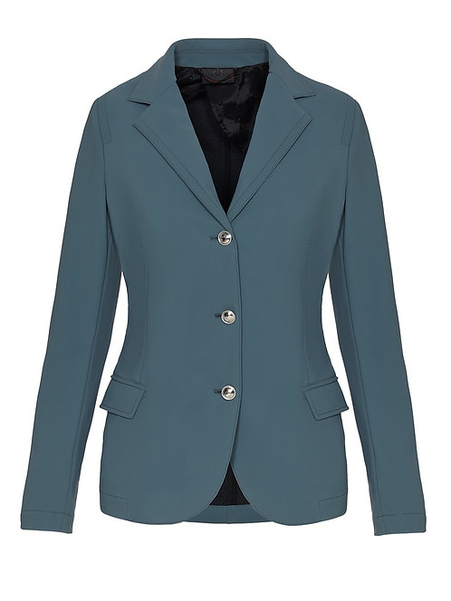 Cavalleria Toscana Riding Jacket with Micro Print Lining