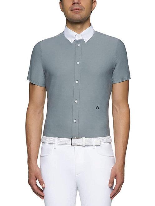 Cavalleria Toscana Men's SS Competition Shirt