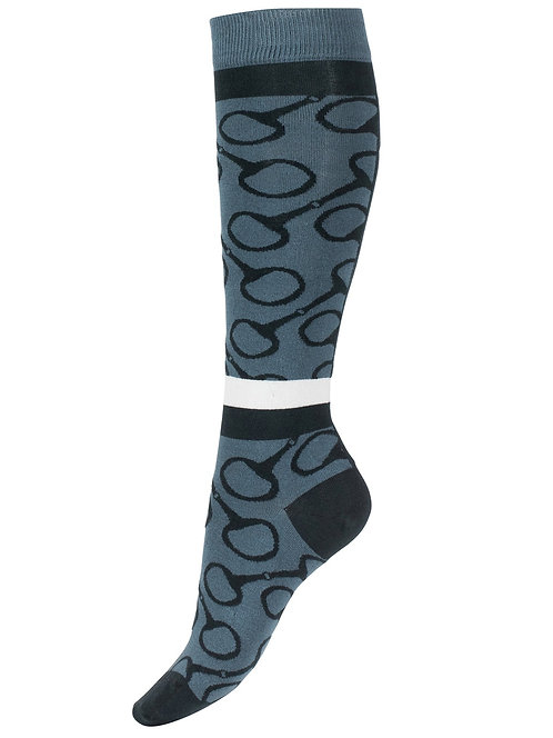 Horze Jacquard Knit Riding Socks