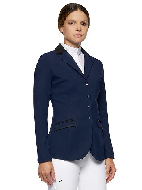 Cavalleria Toscana Lightweight Jersey Zip Show Jacket