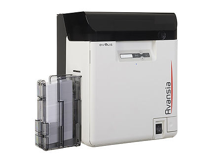 Retranser Card Printer, EvolisAvensia