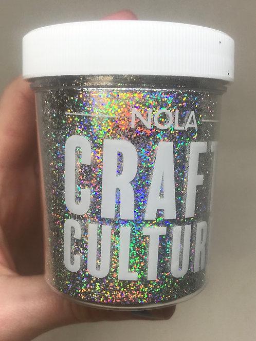 Made of Star Stuff, Extrafine Glitter, 2 oz