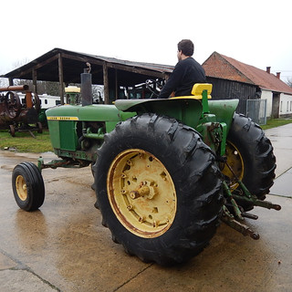 1967 John Deere 4020 Powershift