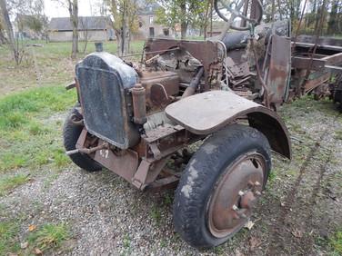 WW 1 ca 1916 White TAD 3 ton