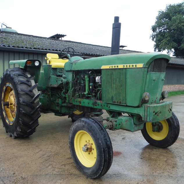 1969 JD 4520 Syncro