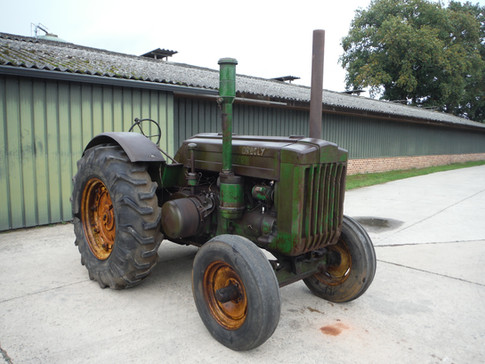 1947 Styled D #169167