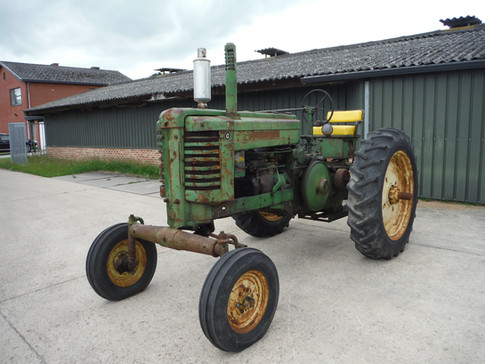 1948 JD G Styled Wide Front #34117