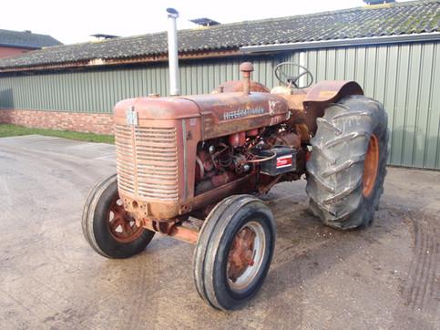 1957 Farmall 650 Diesel