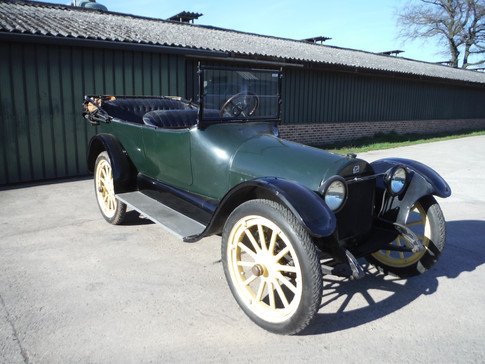1916 Buick D45 6 cylinder