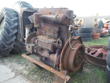 Hanomag R40 engine