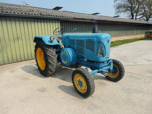 1962 Lanz D4090 #9655
