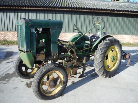 1938 John Deere L Unstyled #621431