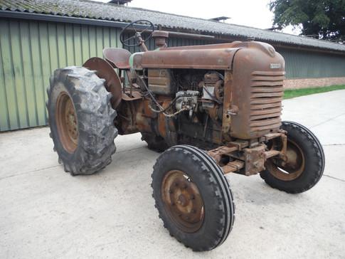 1953 Steyr 280