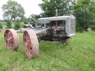ca 1931 Massey Harris GP #300314