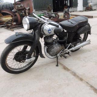 1954 NSU Superlux