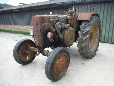 1953 Lanz D3606 # 660057