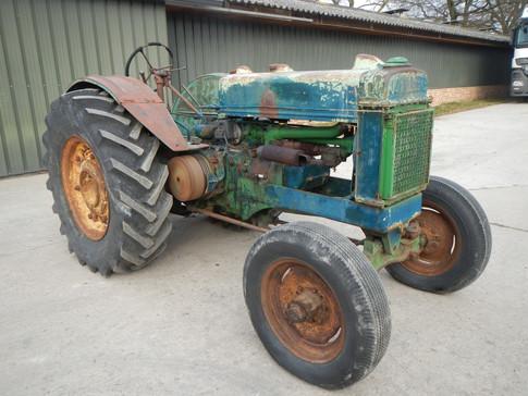1942 JD B Orchard #332448