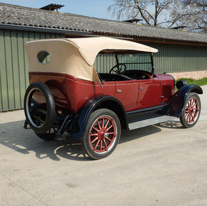 1923 Buick model 35 Touring
