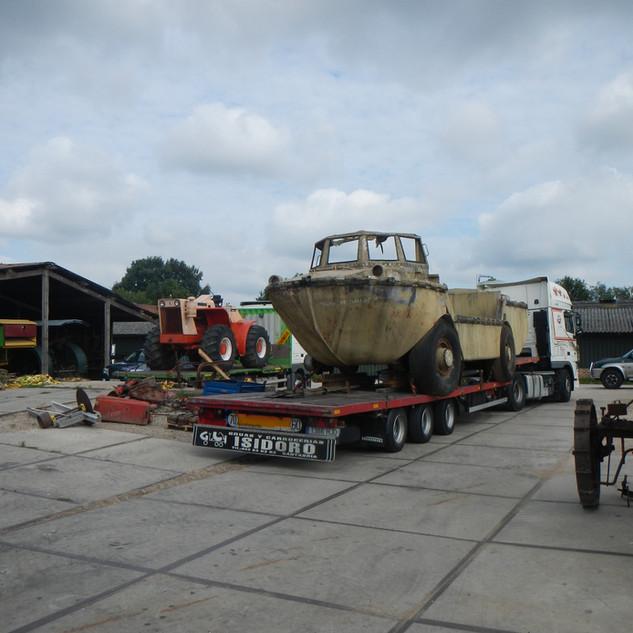 1963 Larc V Amphibious