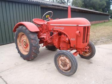 1960 Hanomag R425