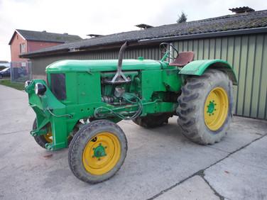 1953 Deutz F4L514 #7908/975
