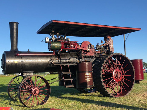 1919 Rumely Steam engine, fully tested...