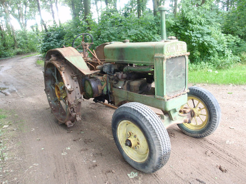 1937 BR tractor #326282