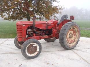 1958 Massey Harris 745 Diesel