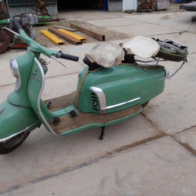 1958 NSU Prima 150