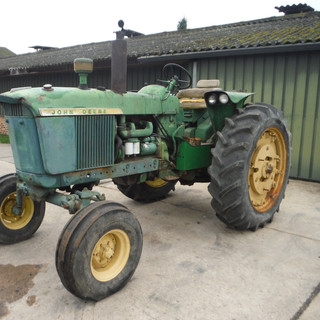 1965 John Deere 3020 Diesel #75994
