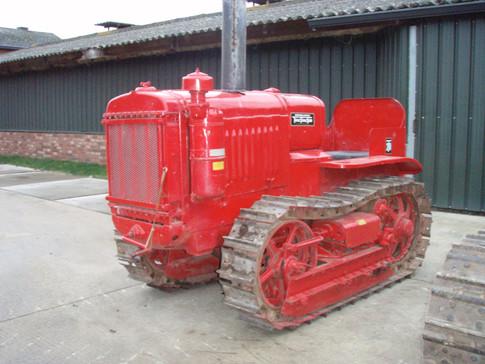 1936 International T20 trac tractor
