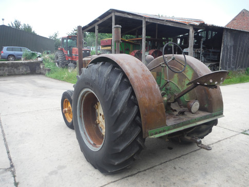 1946 JD Styled D # 166748