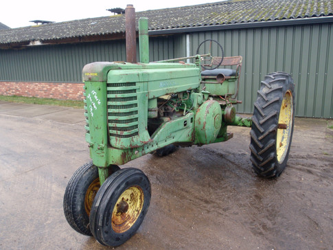 1949 JD A Styled # 627465