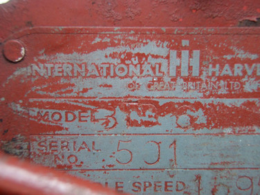 1953 International BTD6 #501