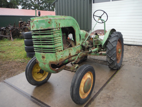 1939 John Deere L #626843