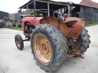 1949 Massey Harris 744D #480
