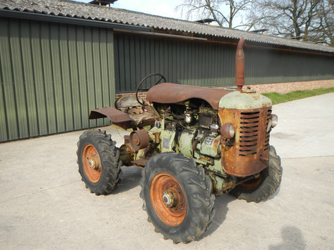 1953 Slanzi Amico SD51
