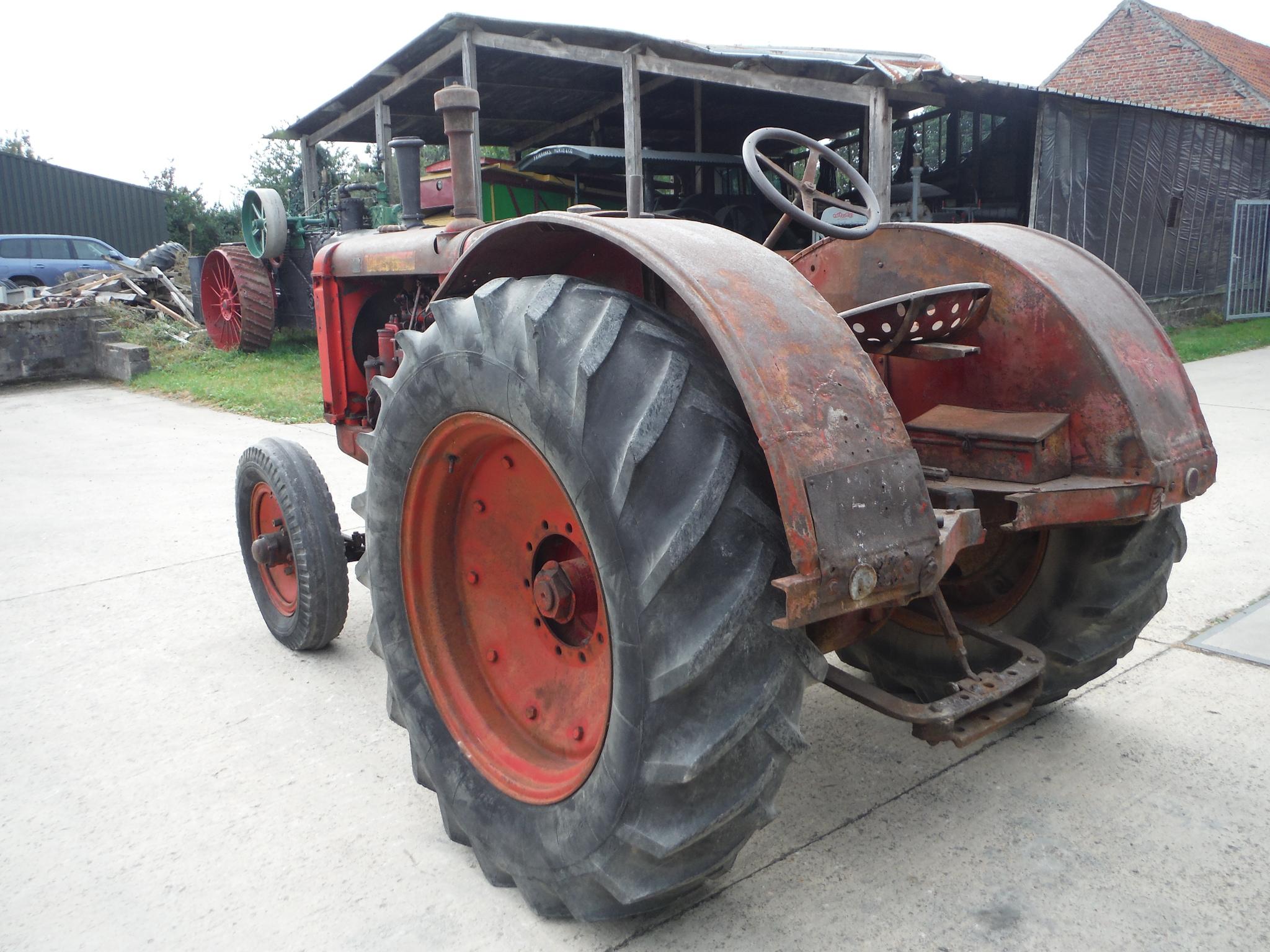 1935 IH WD 40 Diesel