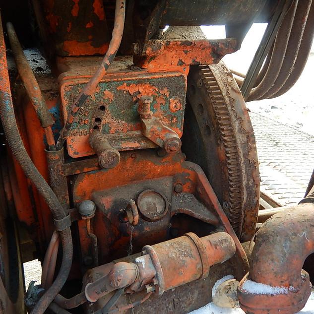 1965 Jenbacher JW220KL Compressor