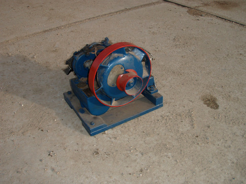Jacobson Washing Machine engine