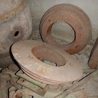 Holder A12 Wheel weight